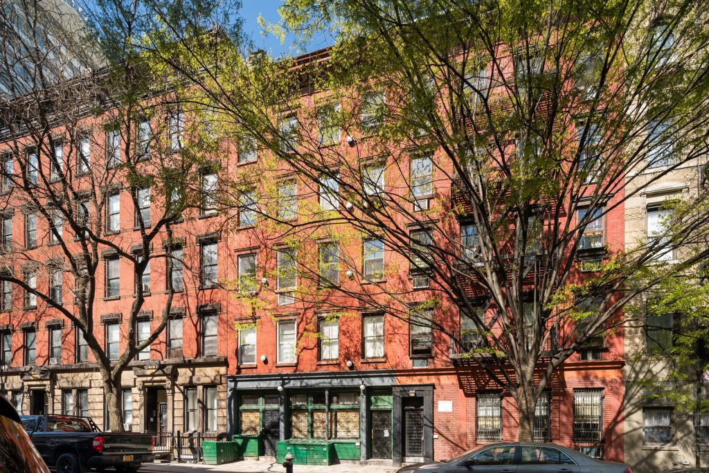217 East 5th Street, Carriage House, East Village