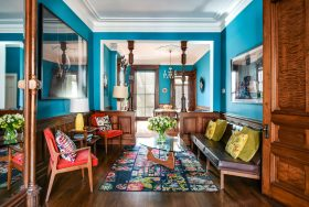 130 Saint Marks Avenue, prospect heights, cool listings, townhouse, brownstone, interiors