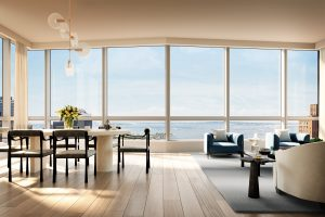 77 Greenwich Street, FXCollaborative, Financial District condo