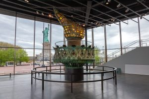 statue of liberty, statue of liberty museum, nyc museum