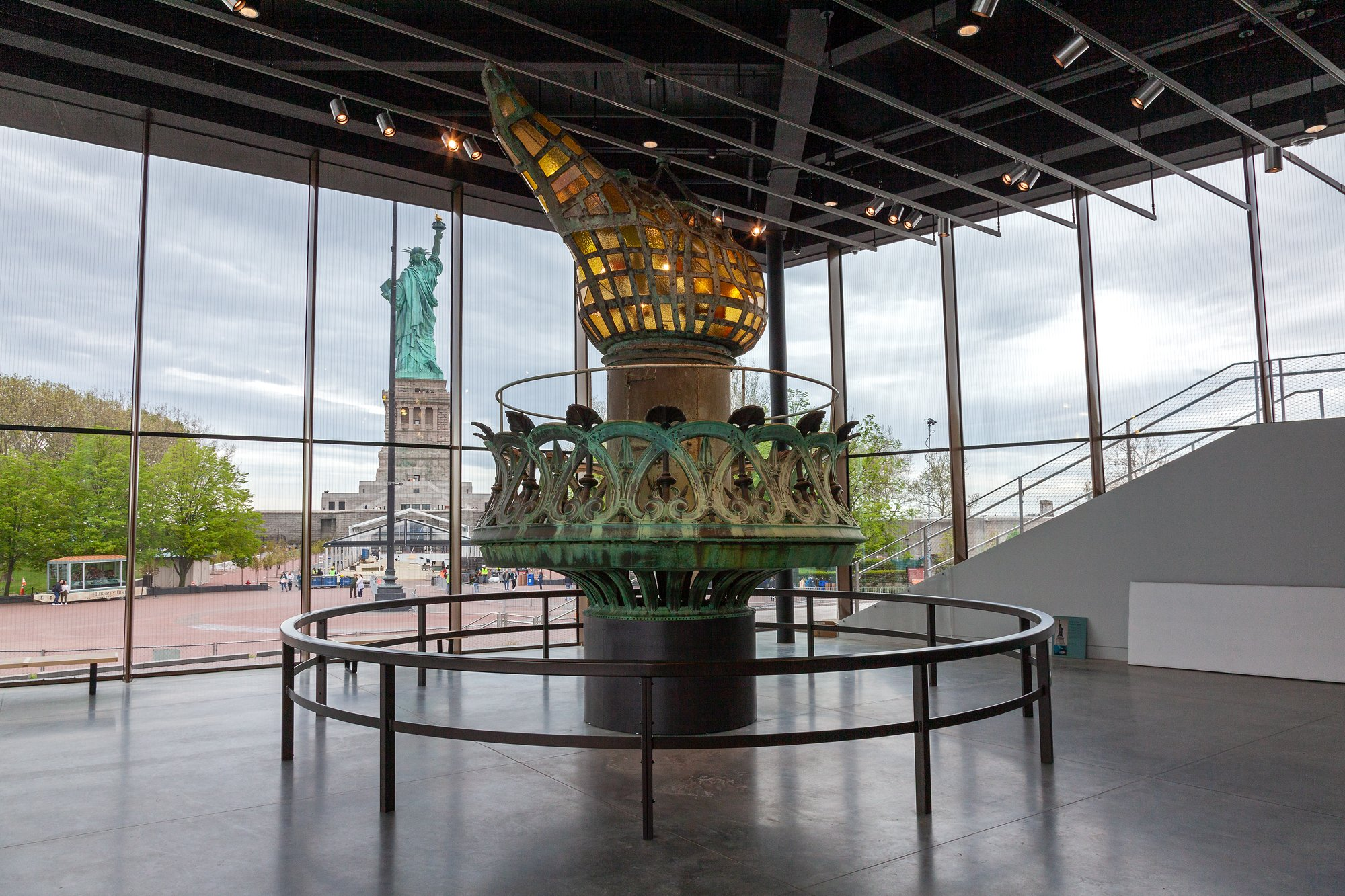 See Inside The Statue Of Liberty S New Museum Ahead Of This Week S Opening 6sqft