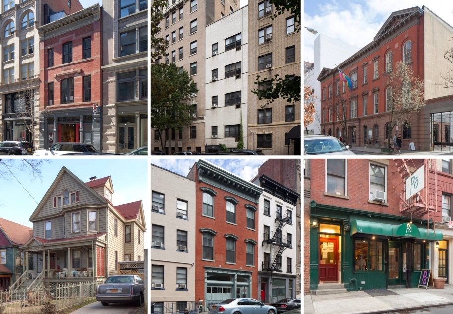 Six significant LGBTQ sites in New York City are landmarked