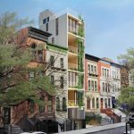 Big ideas for small lots, architecture, AIA, HPD, affordable housing