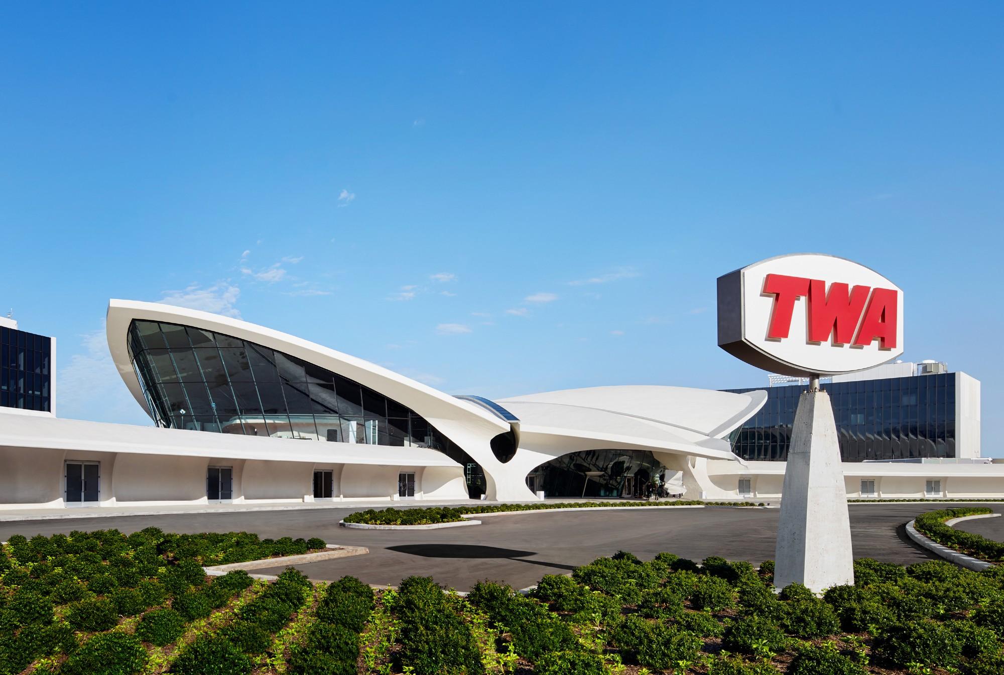 TWA Hotel, TWA, JFK Airport