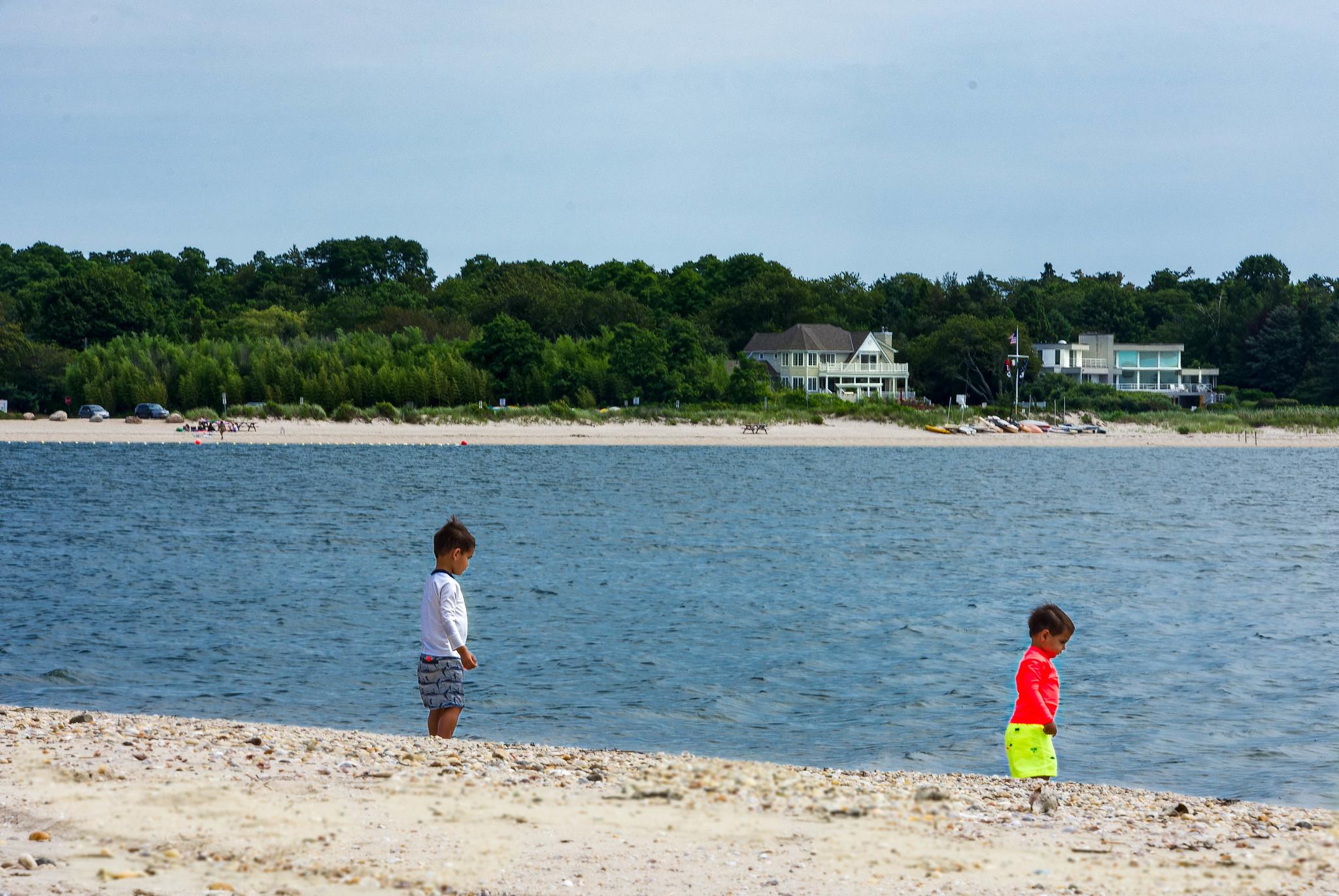 Shelter Island, Shell Beach