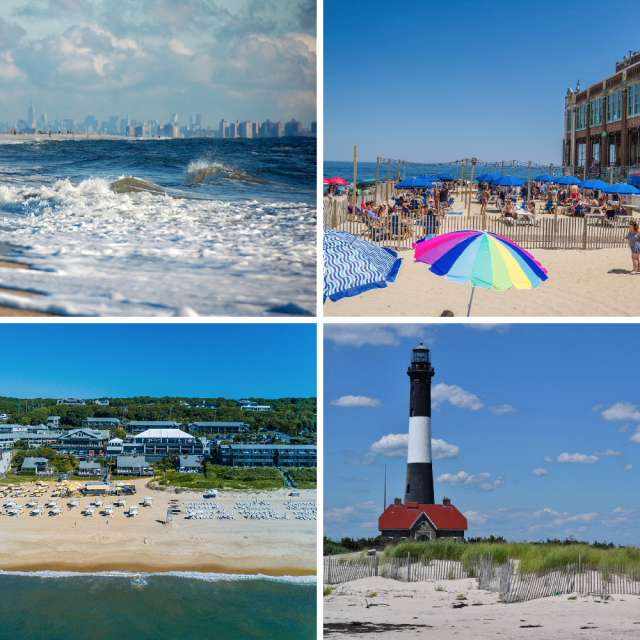 The best beach day trips from NYC