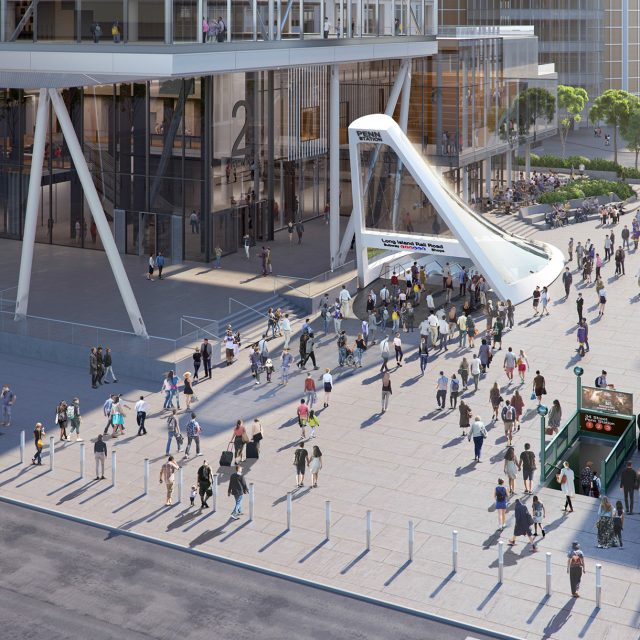 Cuomo reveals new Penn Station entrance, work set to begin next month