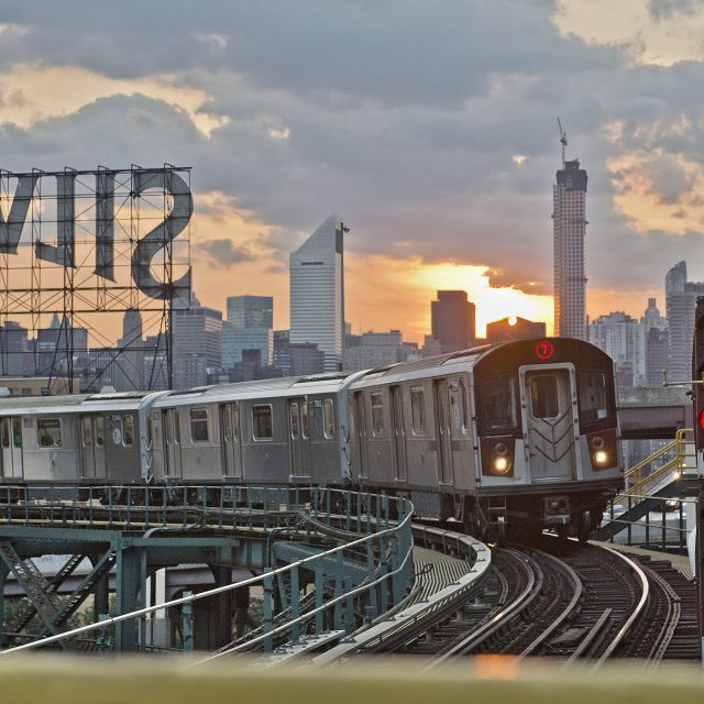 The 1 isn't running uptown, expect heavy delays on 5 trains, and more weekend service updates
