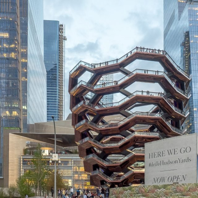 Equinox will open a co-working space at Hudson Yards