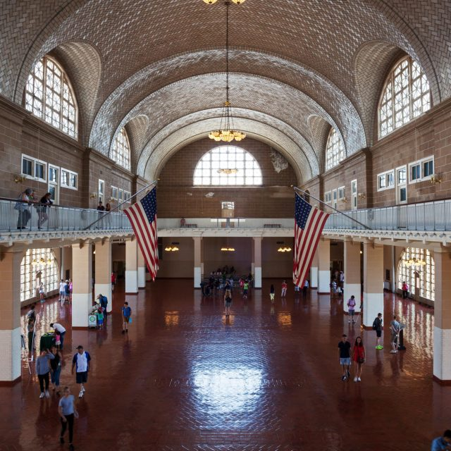 VIDEO: Take a tour of Ellis Island and the Statue of Liberty's new museum