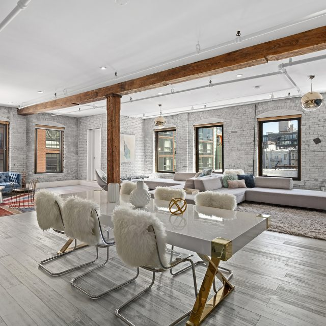 A gut renovation turned this Williamsburg condo into a hip $3M loft