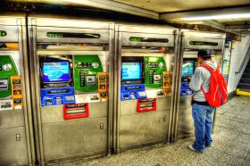 NYC subway, MetroCard