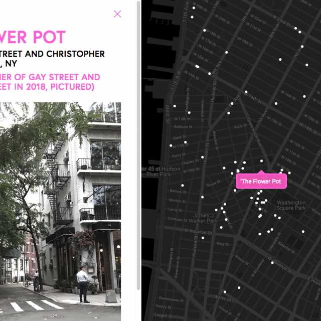 Mapping the lesbian bars and clubs of NYC's past