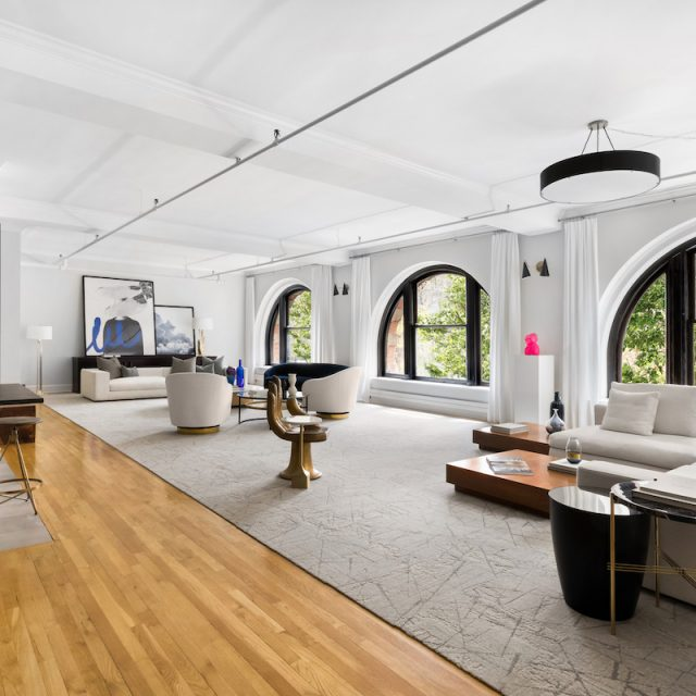 This $7M Tribeca loft was a famous recording studio in a former life