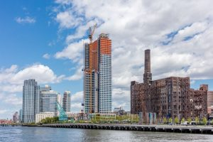 one south first, domino sugar factory, williamsburg