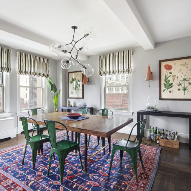This $5.3M classic six offers plenty to look at inside and out–and a key to Gramercy Park