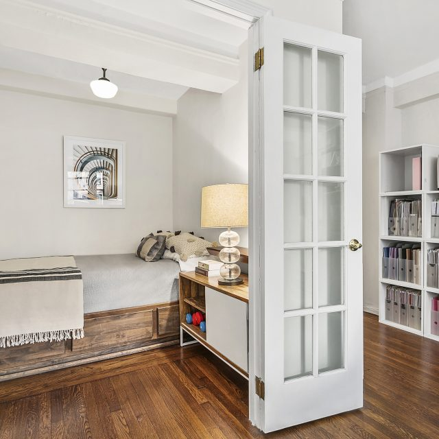 For $675K, this West Village studio is the perfect introduction to pre-war charm