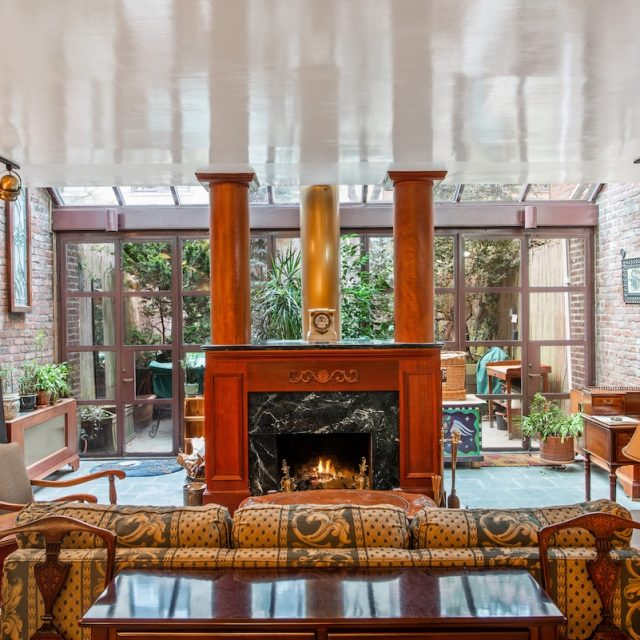 $5.3M Upper West Side townhouse has a wealth of possibilities in its 18 rooms