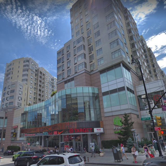 Asian food hall and performance space could come to Flushing's Sky View Parc