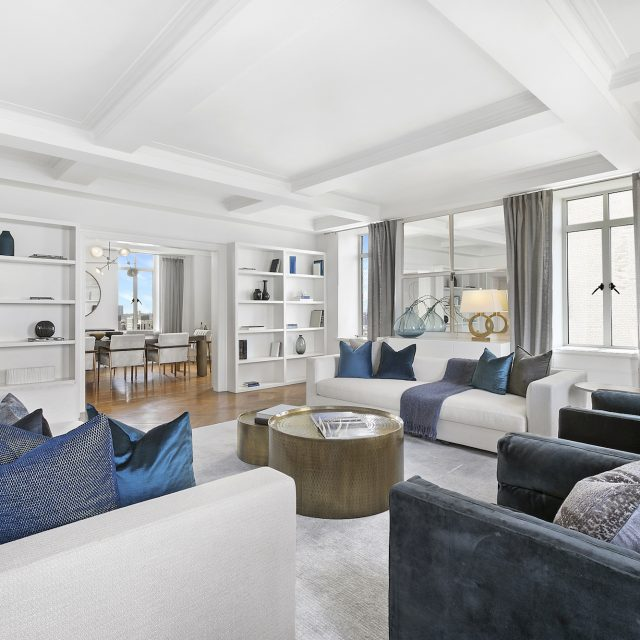 Diane Keaton's former San Remo apartment returns for a discounted $14.5M