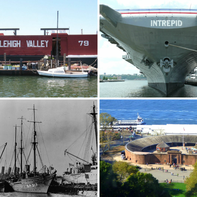 10 places to celebrate New York's maritime history this Fleet Week