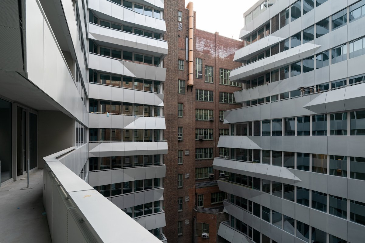 OMA, 121 East 22nd Street, Gramercy, architecture, toll brothers