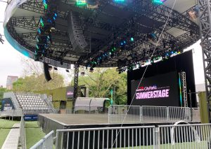 SummerStage, City Parks Foundation, Central Park