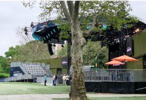 SummerStage, City Parks Foundation, Central Park