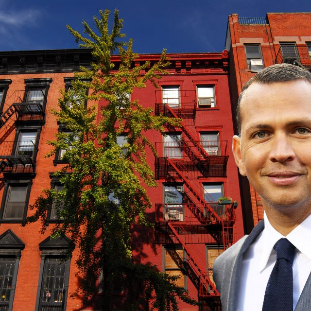 A-Rod steps up his NYC real estate game with a new partnership to buy multiple apartment buildings