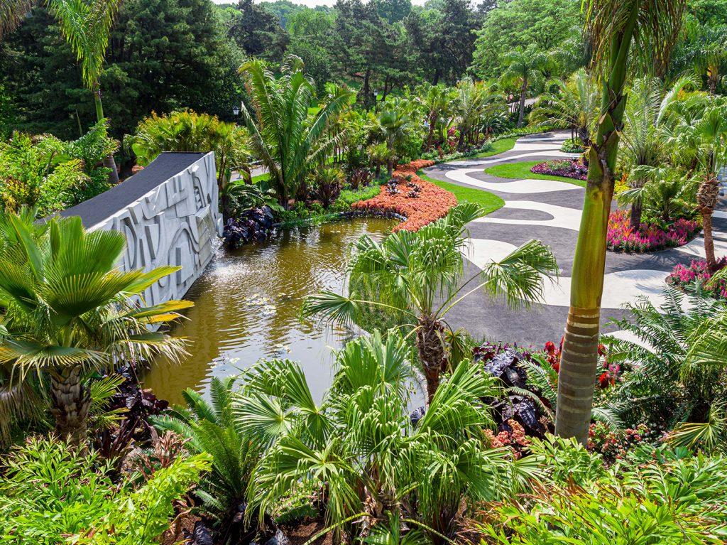 New York Botanical Garden, Roberto Burle Marxe