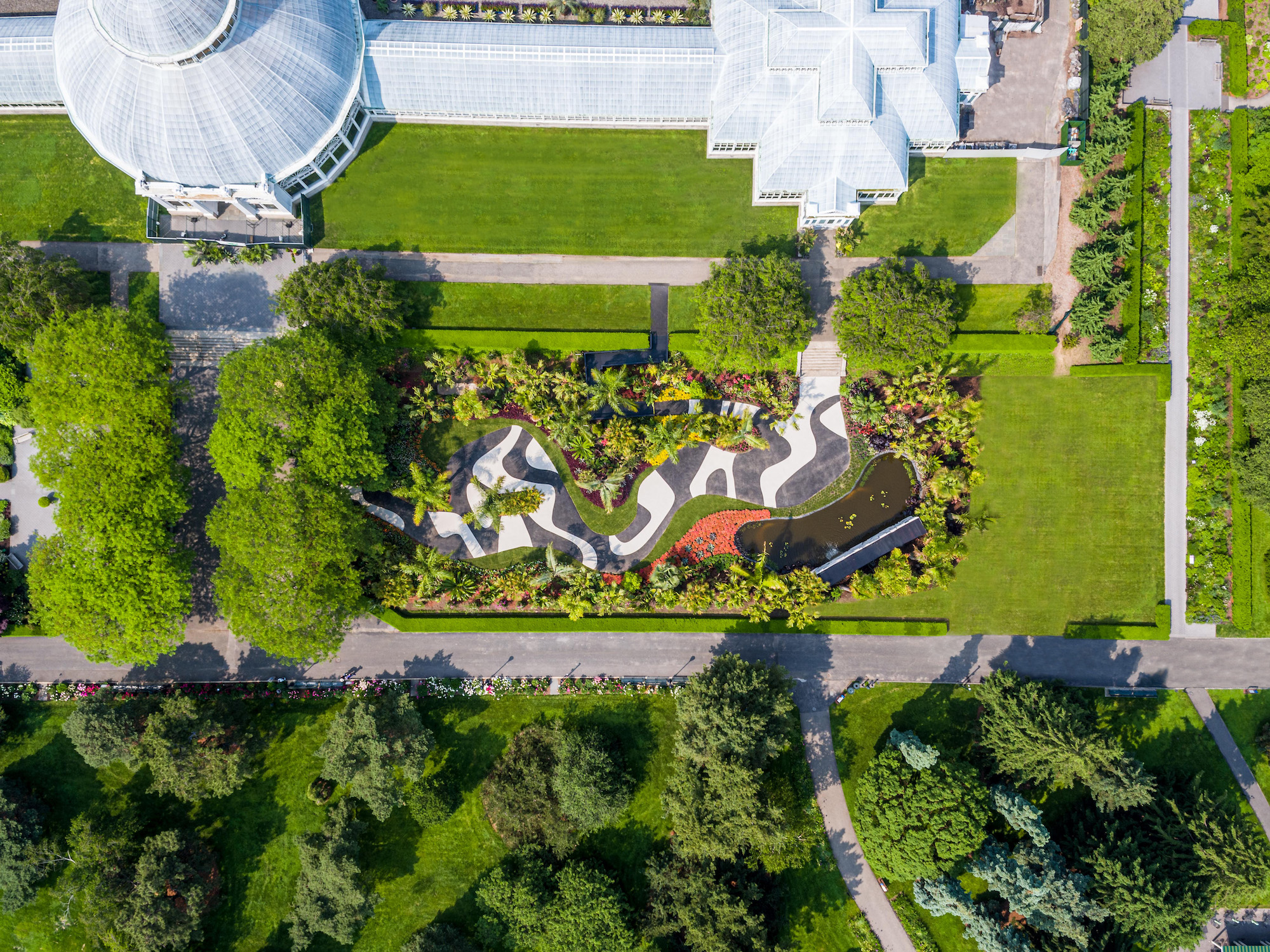 New York Botanical Garden S Largest Exhibit To Date Will Honor