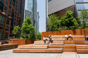 the high line, the spur, the plinth, public art, nyc parks