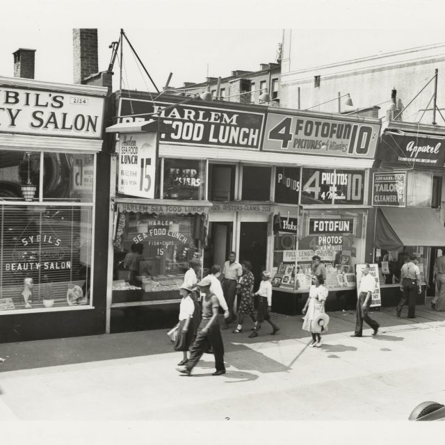 New Schomburg Center exhibit explores 20th-century Black placemaking in Harlem