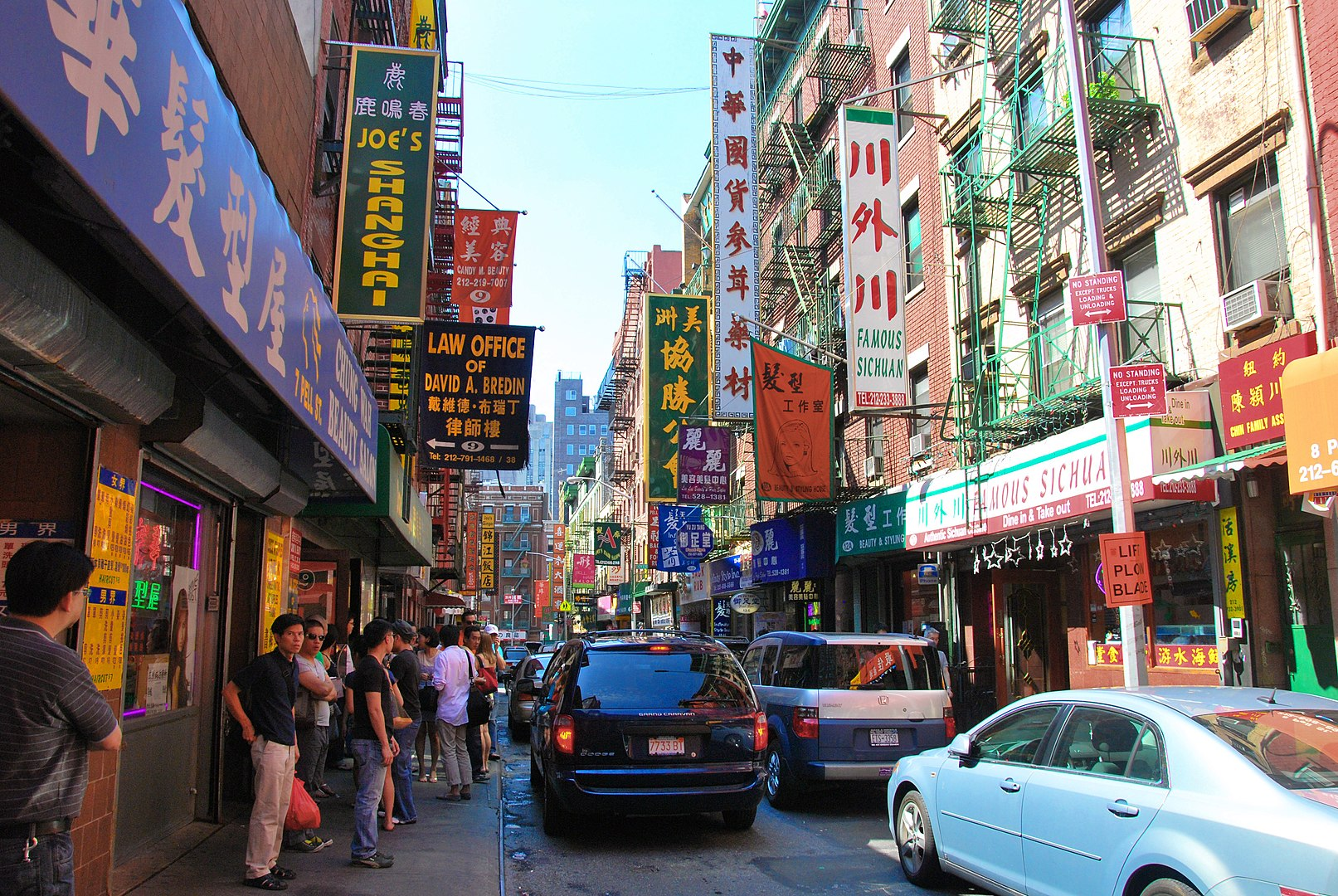 chinatown, food tour, nyc