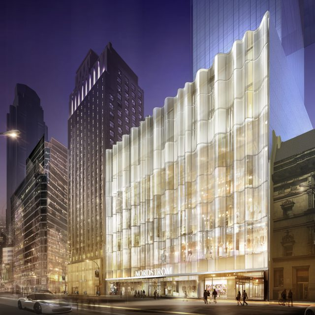 Nordstrom's 7-level flagship opens at Central Park Tower next week
