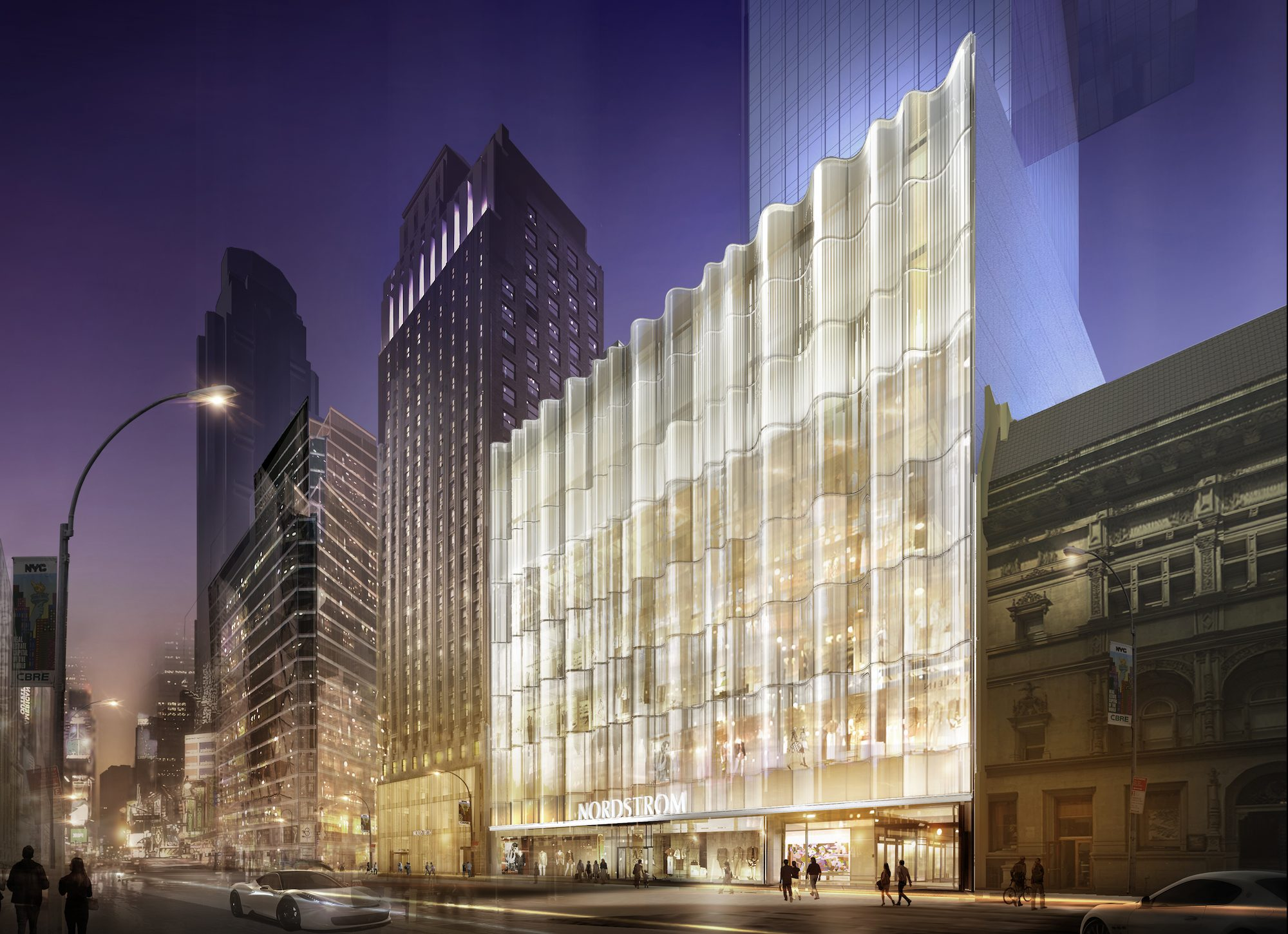 c87a3f71271 Six restaurants to open this fall in Nordstrom's flagship store at ...