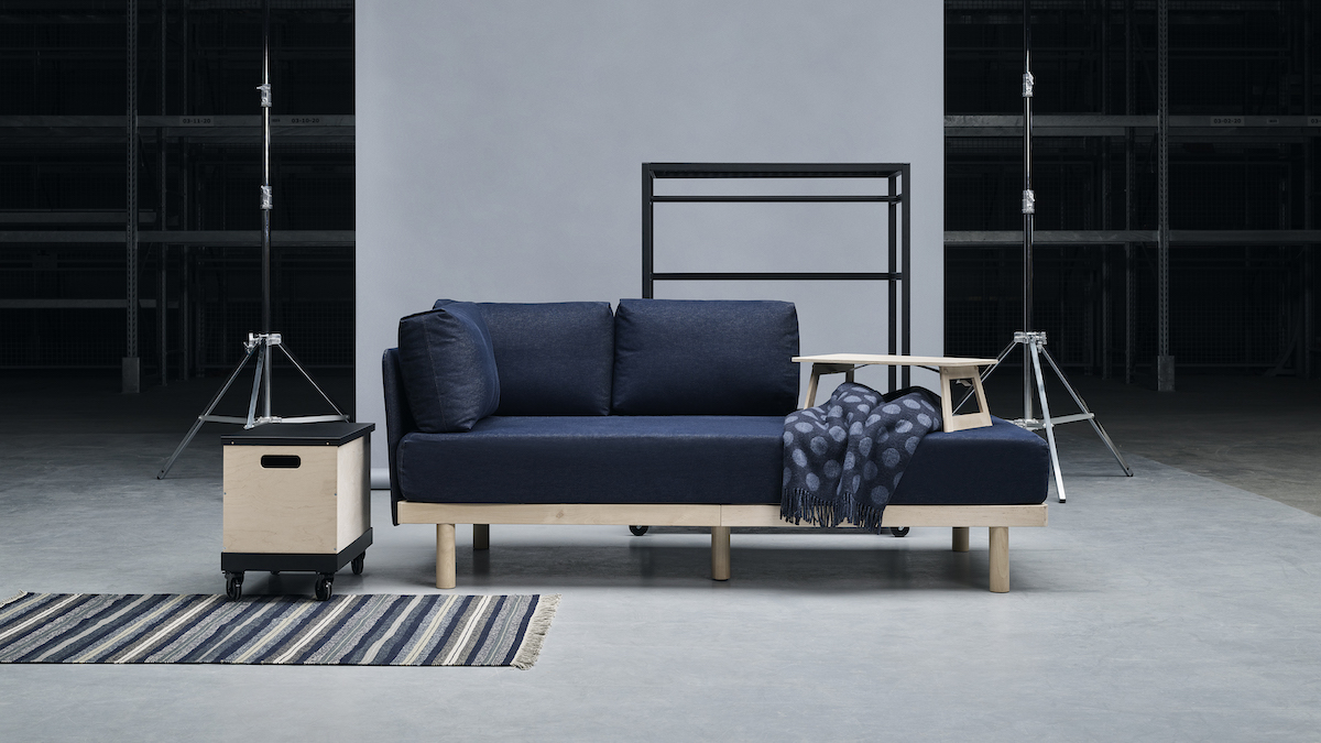 New IKEA collaboration features robotic furniture for small space ...