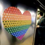 Pride NYC, NYC subway, Pride MTA