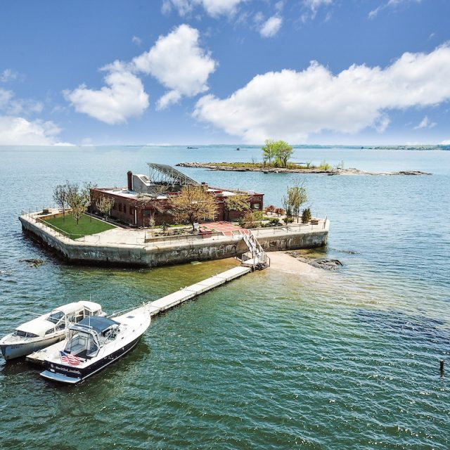 This $13M private island just outside NYC is totally off the grid