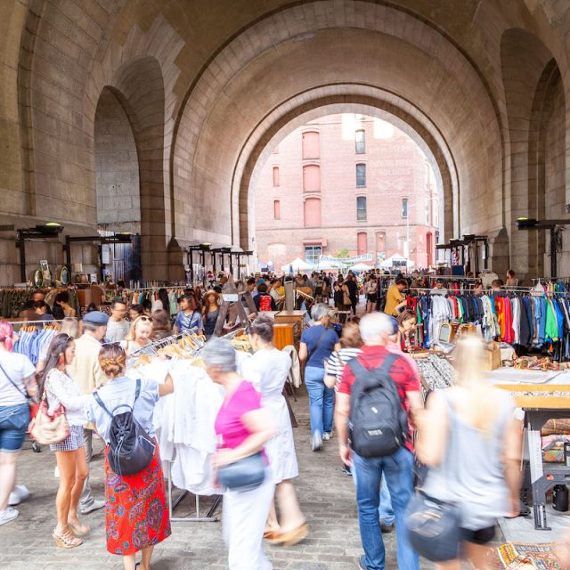 Dumbo celebration marks the 10th anniversary of the iconic Archway's public life