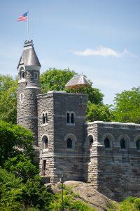 Belvedere Castle, Central Park, The Belvedere