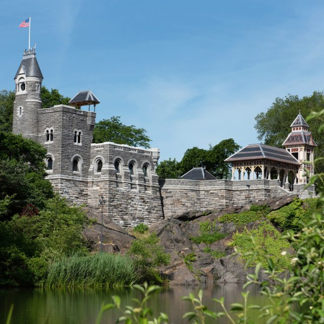 Central Park's Belvedere Castle reveals $12M restoration