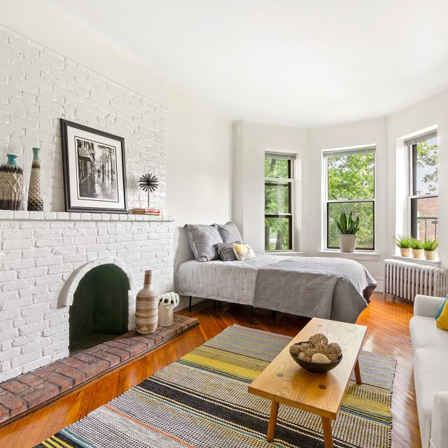 Charming studio on a tree-lined block in Cobble Hill seeks $395K