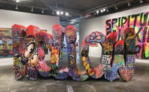 graffiti, street art, sculpture