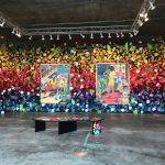 street art, graffiti, installation