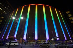 madison square garden, pride, lgbt