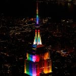 empire state building, pride, lgbt