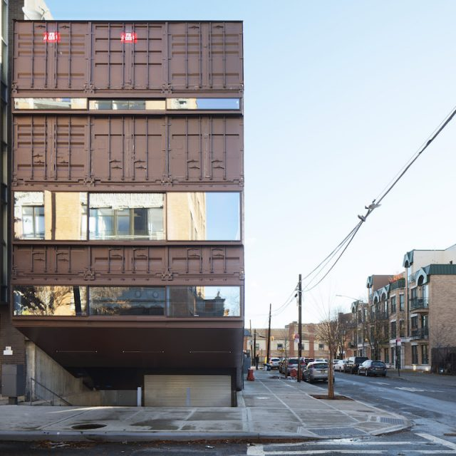 Remarkable Williamsburg shipping container townhouse is for sale asking $5.5M