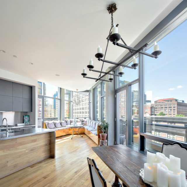 Rent this unusual slice of Village penthouse living for $14.5K a month