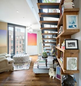 1 7th Avenue South, cool listings, Greenwich Village, decks, outdoor spaces, rentals, penthouses, penthouse rental
